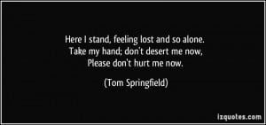 Standing Alone Quotes Pics Picture