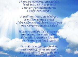 ... Quotes post which is assigned within Uncategorized, condolences quote
