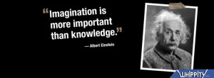 Albert Einstein Quote 1325570218 Facebook Covers By whippity.com