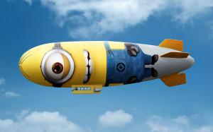 Funny Minion Missile