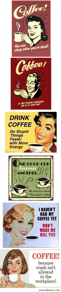 Coffee Funny Quotes Humor. QuotesGram