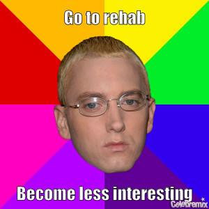 Sober Eminem