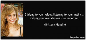 Brittany Murphy Uptown Girls Quotes