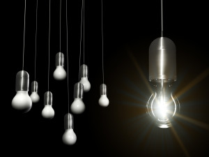 it is a curious thing about innovation there is relatively little of ...
