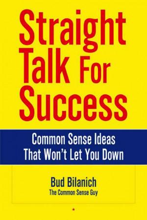 Straight Talk for Success
