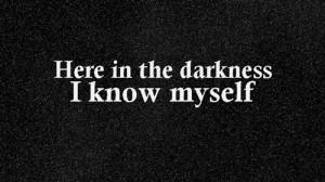 dark, darkness, evanescence, sad, sadness