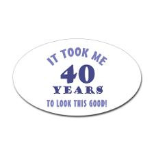 Funny Turning 40 Sayings
