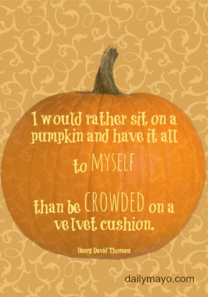 pumpkin quotes