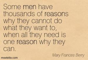 Mary-Frances-Berry-reason-men-Meetville-Quotes-251688