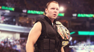 WWE United States Champion'' Dean Ambrose (HD) by WWEAllStarHD