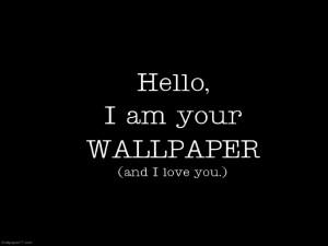 Funny Wallpaper Quotes HD Wallpaper #4981
