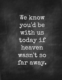 want to include this quote in a shadow box for my grandma with her ...