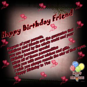 ... - Birthday Wishes For Friend Pics Wish Card Gt Tumblr L 40th Ideas