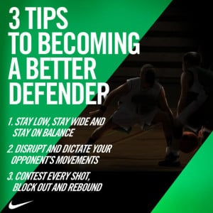 Basketball Defense Quotes