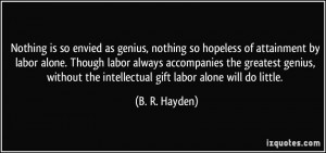 More B. R. Hayden Quotes