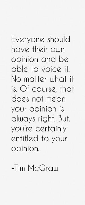 Tim McGraw Quotes & Sayings