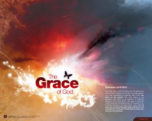 Grace of God Papel de Parede Imagem