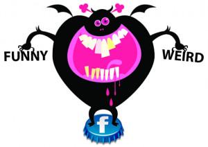Facebook Dragon5 Freaky Facebook hate it or love it