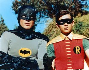 Batman and Robin come to Salt Lake Comic Con