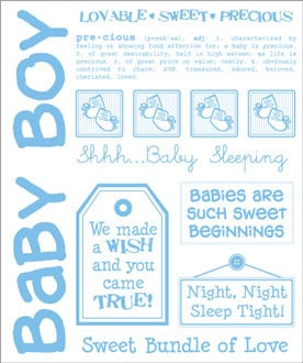 scrapbook your baby pregnancy loss ribbons scrapbook your baby ...