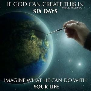... Life Is Gods Art' - Larry Norman's quote