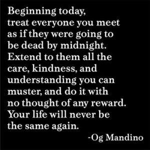 Pearls of Wisdom from Og Mandino