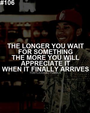 Tyga Quotes Tumblr Image