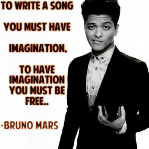 Bruno Mars Quotes About Love