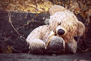 Sad Teddy Bear Quotes A sad story