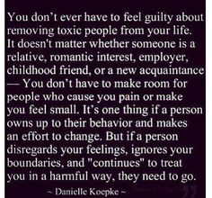 cutting off negative people quotes | boysboutiques: Is the negative ...