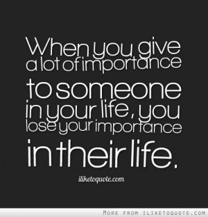 Quotes About Losing Someone Special Losing People In Your ...