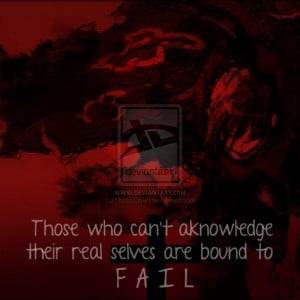 Uchiha Itachi ~ quote by NoctisLiberi