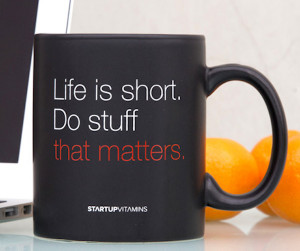 ... coffee mug with inspirational quote $ 16 usd this ceramic coffee
