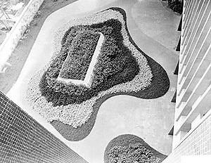 ... Burle Marx, paisagismo e murais [Acervo Digital Rino Levi FAU PUC