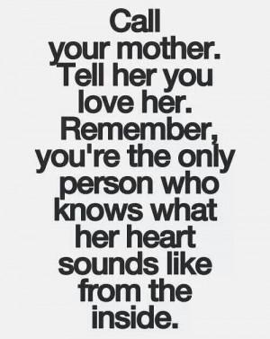Love my mama!