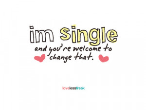 ... it just is depressing i hate being alone and single its just so lonely