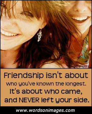 quotes about one sided friendships