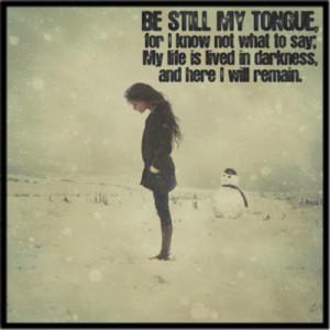 Hiding Tears Quotes Sadness, tears,