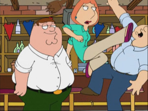 17 Peter Griffin Quotes that are So Wrong, they're Right
