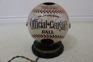 HOF-Ferguson-Jenkins-Vintage-1940s-OFFICIAL-LEAGUE-Baseball-Tube-Radio ...
