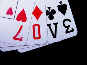 Cards Heart Love Sucks Favim