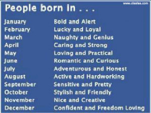 Characteristics-of-people-born-in-different-months-nature-calendar