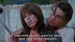 Drew Barrymore Quotes In Scream #1