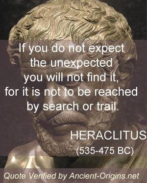 philosophy and heraclitus 2014-7-1 heraclitean flux as a philosophy wwwijhssiorg 42 | p a g e heraclitus' philosophy centres broadly around the doctrines of.