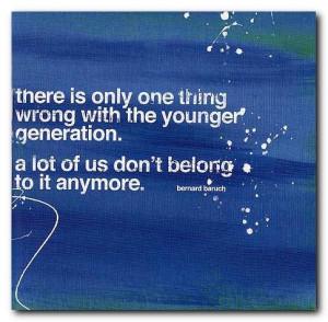 generation gap quotes