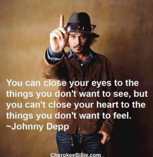 Johnny Depp Johnny Quotes
