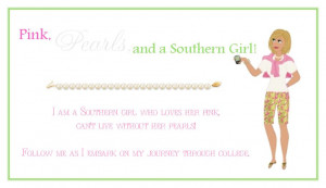 Southern Girl Quotes Image