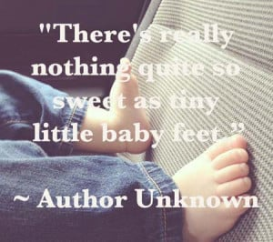 10 of the Most Adorable & Touching Baby Quotes