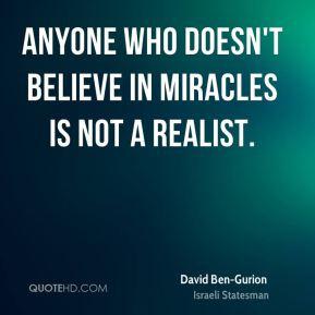 Realist Quotes
