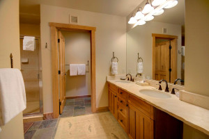 walk in double shower master bath shower area large